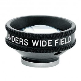 Ocular Landers Wide Field Vitrectomy Lens