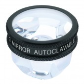 Ocular Autoclavable Three Mirror - 10mm