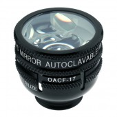 Ocular Autoclavable Three Mirror 10mm Lens with 17mm Flange
