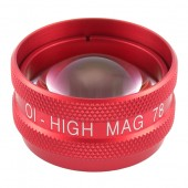 Ocular MaxLight® High Mag 78D (Red)