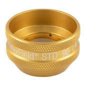 Ocular MaxField® Standard 90D with Large Ring (Gold)