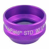 Ocular MaxField® Standard 90 Diopter with Large Ring (Purple)