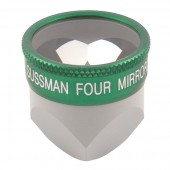 Ocular Sussman Four Mirror Hand Held Gonioscope (Green)
